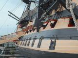 Monitoring - HMS Victory